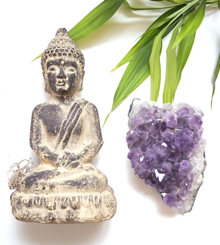 Espacio de calma y meditación